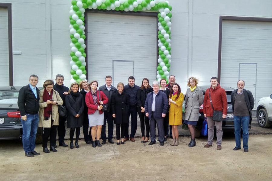 New warehouse 2017